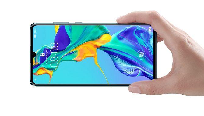 Huawei P30 er officiel: Her er den