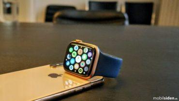 Telia klar med eSIM til Apple Watch