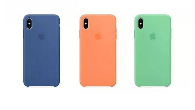 Apple lancerer Watch-remme og iPhone-covers i nye farver