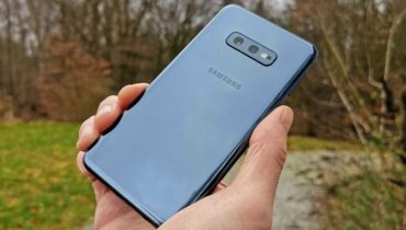 Test: Samsung Galaxy S10e