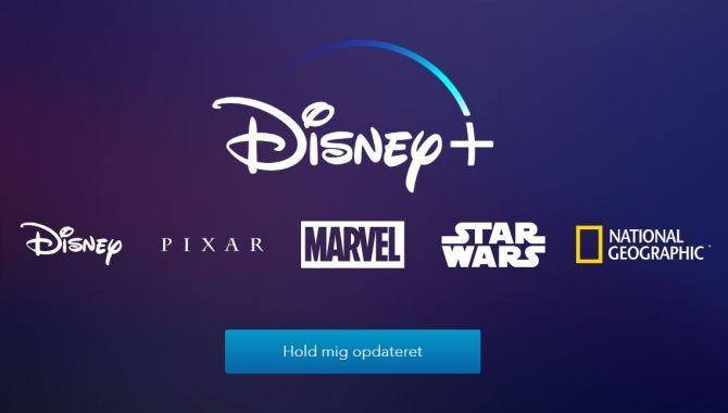 Disney Plus får eksklusivt alle Disneys animationsfilm