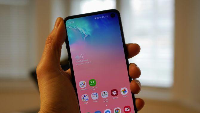 Samsung Galaxy S10e: De første indtryk