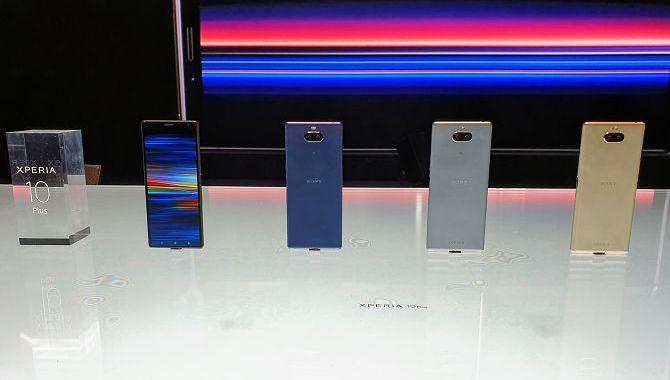 Sony Xperia 10 og Xperia 10 Plus – Sonys nye mellemklasse-telefoner
