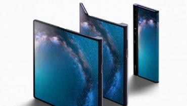 Huawei lancerer foldbar Mate X med 5G