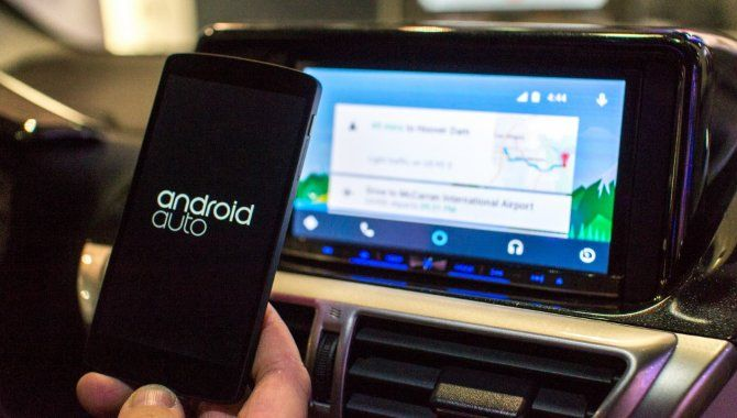 Youtube Music virker nu med Android Auto
