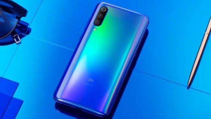 Xiaomi viser deres Mi 9 inden lanceringen