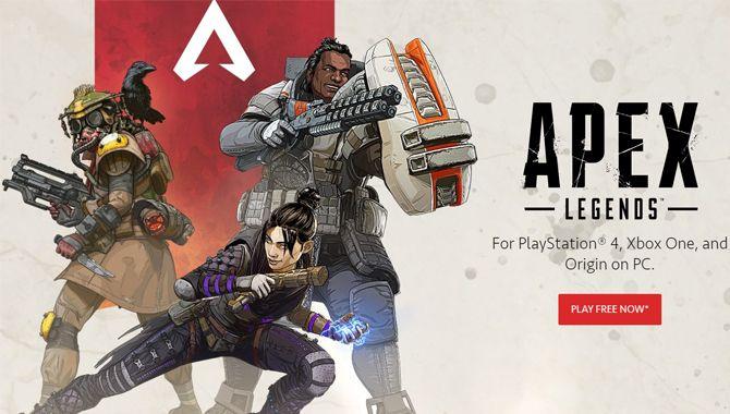 EA vil udfordre Fortnite med Apex Legends til mobilen