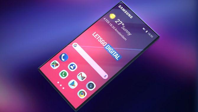 Samsung Unpacked-event: Galaxy S10 og foldbar smartphone
