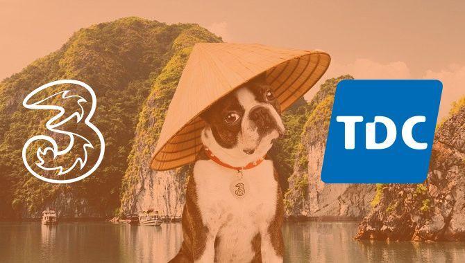 Rygte: 3s kunder får adgang til TDCs 4G-netværk
