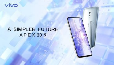 Vivo APEX 2019: Ny konceptmobil med 5G og unikt design