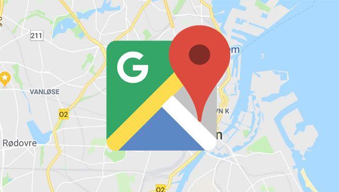 Google Maps får afrejse -og ankomsttidspunkt i bil