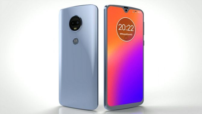 Motorola Moto G7: Billeder og specifikationer lækket