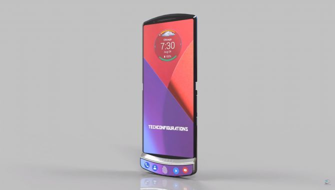 Rygte: Motorola RAZR bliver genoplivet med foldbar skærm