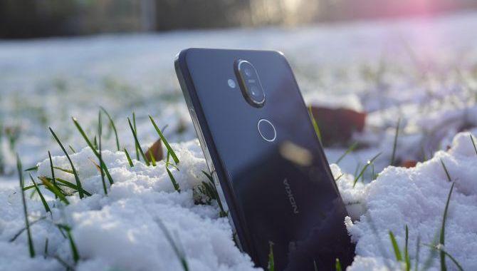 Test: Nokia 8.1