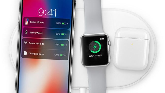 Apple AirPower angiveligt sat i produktion