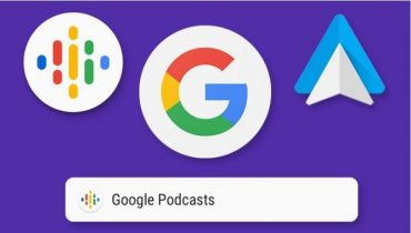 Android Auto får Google Podcast support