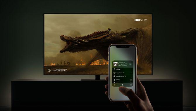 Fire tv-producenter understøtter Apple AirPlay 2