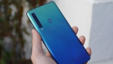 Test: Samsung Galaxy A9 (2018)