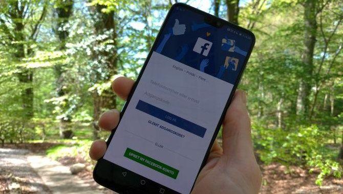 Populære apps deler information om dig med Facebook
