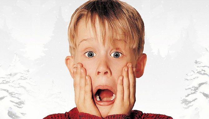 Macaulay Culkin og Google genindspiller Alene Hjemme i ny reklame