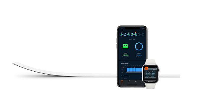 Apple lancerer Beddit søvnregistrering