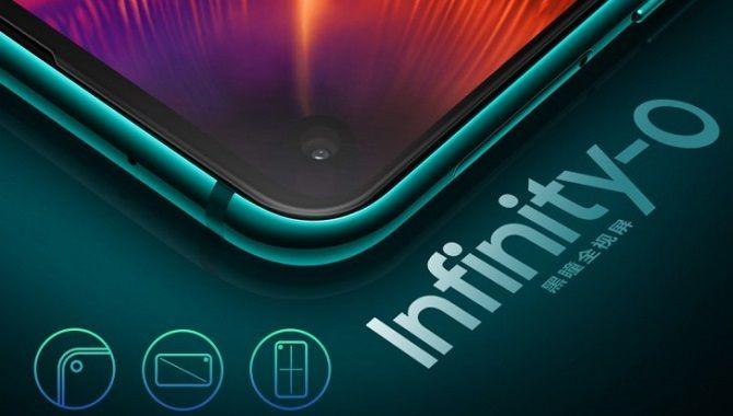Samsung Galaxy A8s med Infinity-O skærm er nu officiel i Kina
