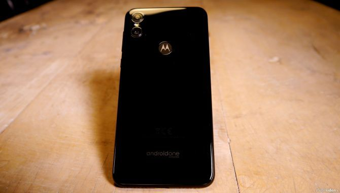 Motorola One opdateres nu til Android 9 Pie