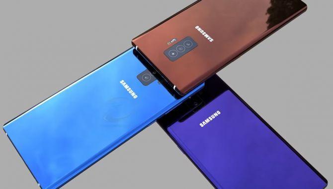 Samsung Galaxy Note 10 får kæmpestor skærm
