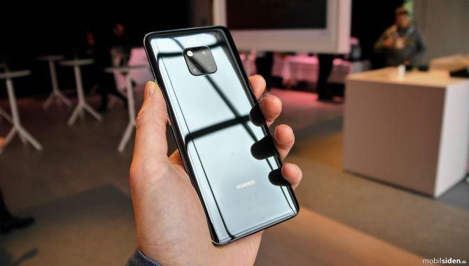 Huawei går all-in i 2019: quadkamera og 10x optisk zoom