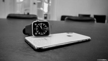 Test: Apple Watch 4 – Mangler det vigtigste