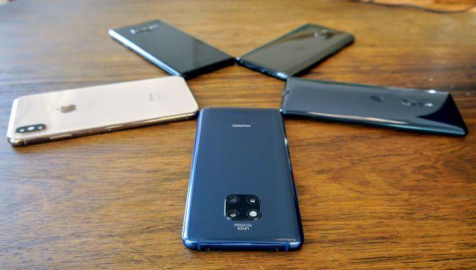 Hvilken telefon tager de bedste billeder? Del 4: Dybdefunktion