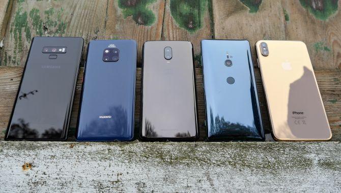 Hvilken telefon tager de bedste billeder? Del 1: Dagslys