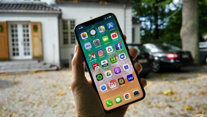 Fejl iOS 12.1 giver adgang til kontakter på låste iPhones