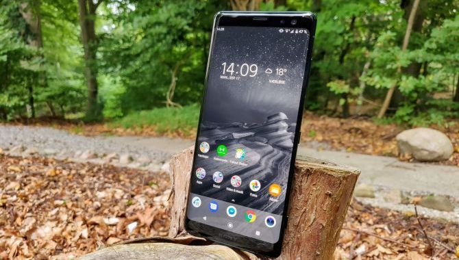 Sony nedjusterer forventninger til årets smartphone salg