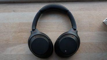 Test: Sony WH-1000XM3 – Det findes bare ikke bedre