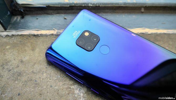 Forudbestil Huawei Mate 20 Pro og få en gratis trådløs oplader