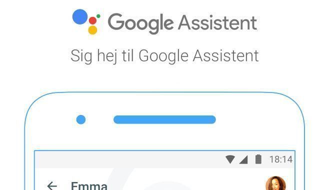 Google Assistent får en makeover