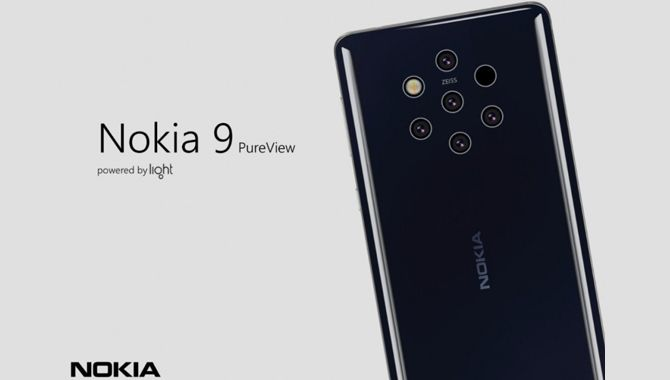 Nokias næste flagskib får måske navnet Nokia 9 PureView