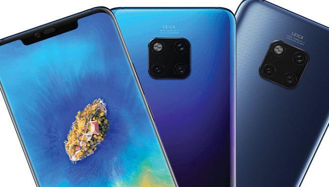 Huawei smider gigantisk batteri i Mate 20-serien