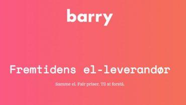 Barry vil digitalisere dit elforbrug