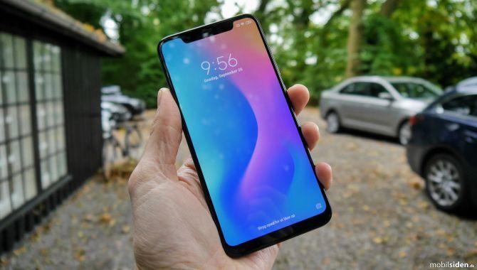 Test: Xiaomi Mi 8 – Fuld valuta for pengene