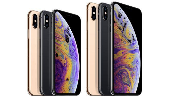 iPhone XS og XS Max udsat for 'drop test'