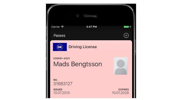 Kørekortet bliver snart digitalt