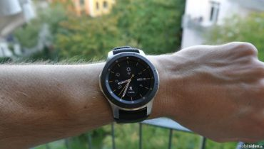 Test: Samsung Galaxy Watch – Tiden er kommet