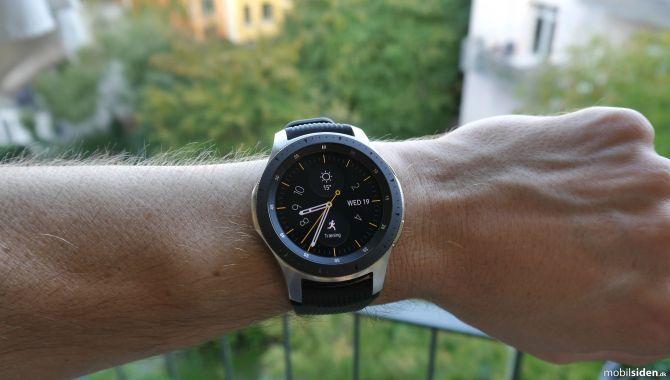 Test: Samsung Galaxy Watch – Tiden er kommet
