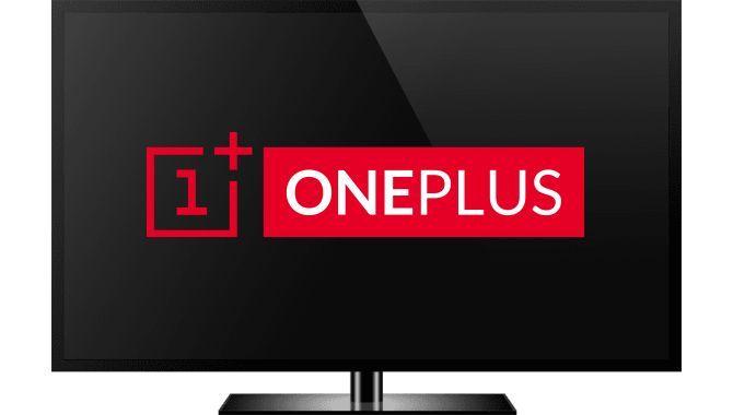 OnePlus arbejder på fremtidens smart-tv