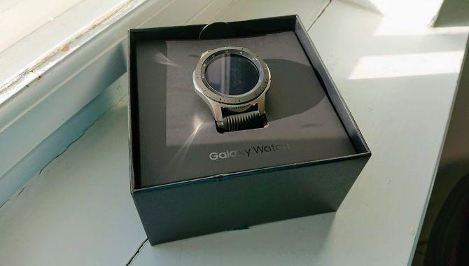 De første dage med: Samsung Galaxy Watch