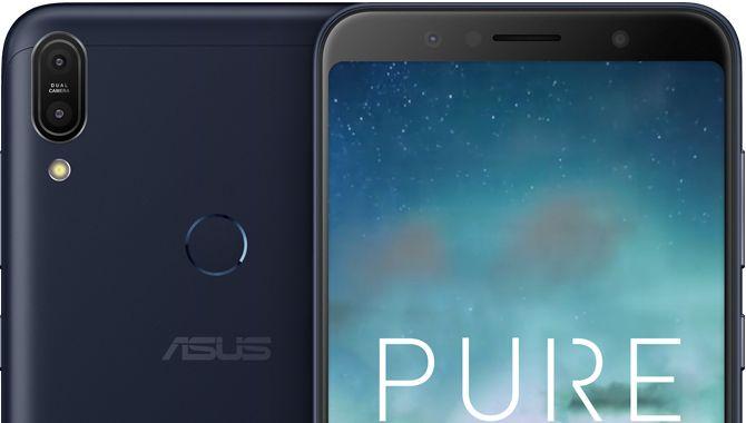 ASUS lancerer Zenfone Max Pro med ren Android
