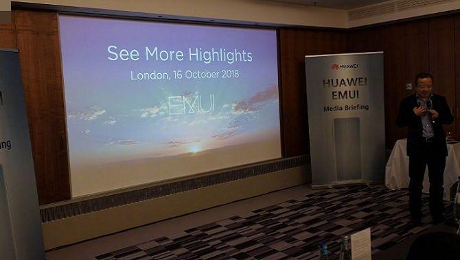 Huawei Mate 20 Pro bliver præsenteret den 16. oktober