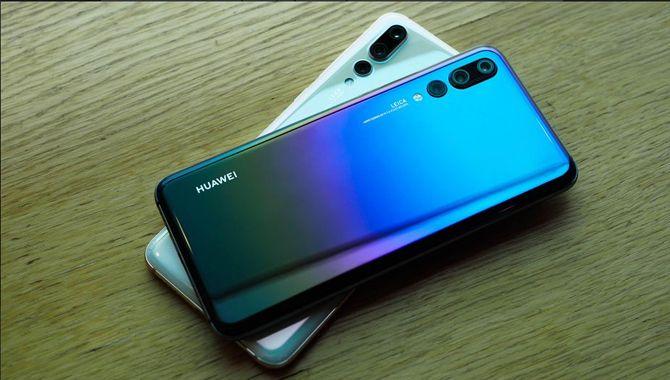 Huawei P20 Pro kommer måske i nye fede farver